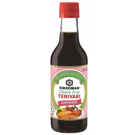 Teriyaki marinade gluten free, 250ml
