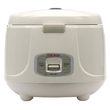 Electronic rice cooker-warmer, 1.8L