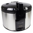 Electronic rice cooker-warmer, 4.6L