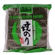 Roasted seaweed sheets Yaki Sushi Nori Green, 50pcs., 140g