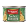 Bamboo shoots in water, slices, 227g