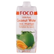 Pure coconut water vith mango, 500ml