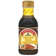 Teriyaki sauce with toasted sesame, 250ml
