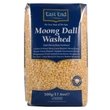 Beans Moong Dall, spilt, washed, 500g