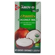 Coconut milk Organic, 1L