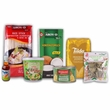 Thai green curry meal set