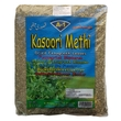 Fenugreek leaves Methi Kasoori, dried,1kg