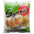 Gyoza vegetables with spinach pastry dumplings, frozen, 600g