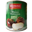 Water chestnuts, slices, 3005g
