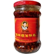 Oil with chili flakes, 210g