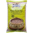 Yellow peas, whole, 2kg