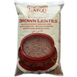 Brown lentils Masoor, whole, 2kg