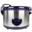 Electronic rice cooker-warmer, 6.3L