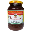 Chili paste with soya bean oil, 500g