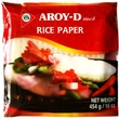 Rice Paper, 454g