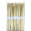 Bamboo Chopsticks Without Covering 21cm, 100pairs